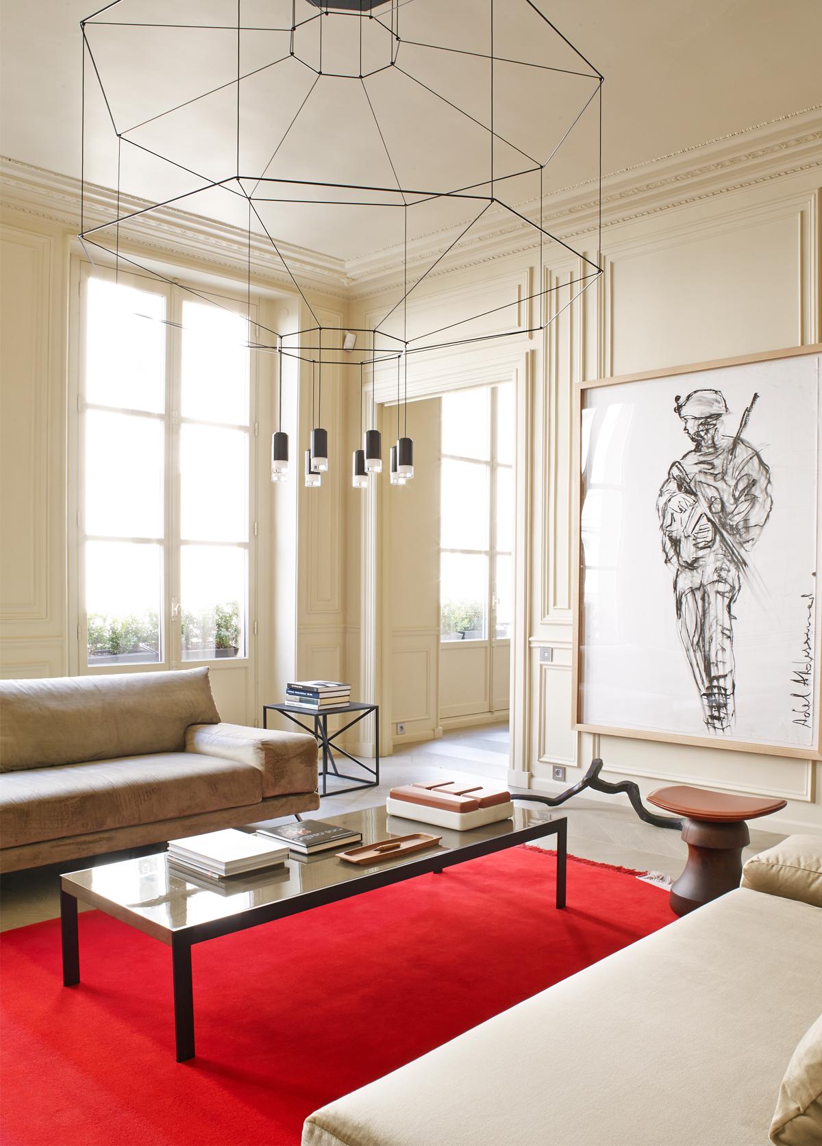 Appartement BOU   Le LAD : Le Laboratoire d\'Architecture Intérieure ...